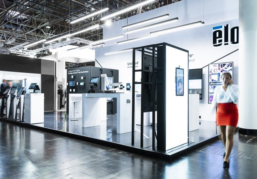 BLCKMLL Studios - Elo Touch Solutions EuroCIS
