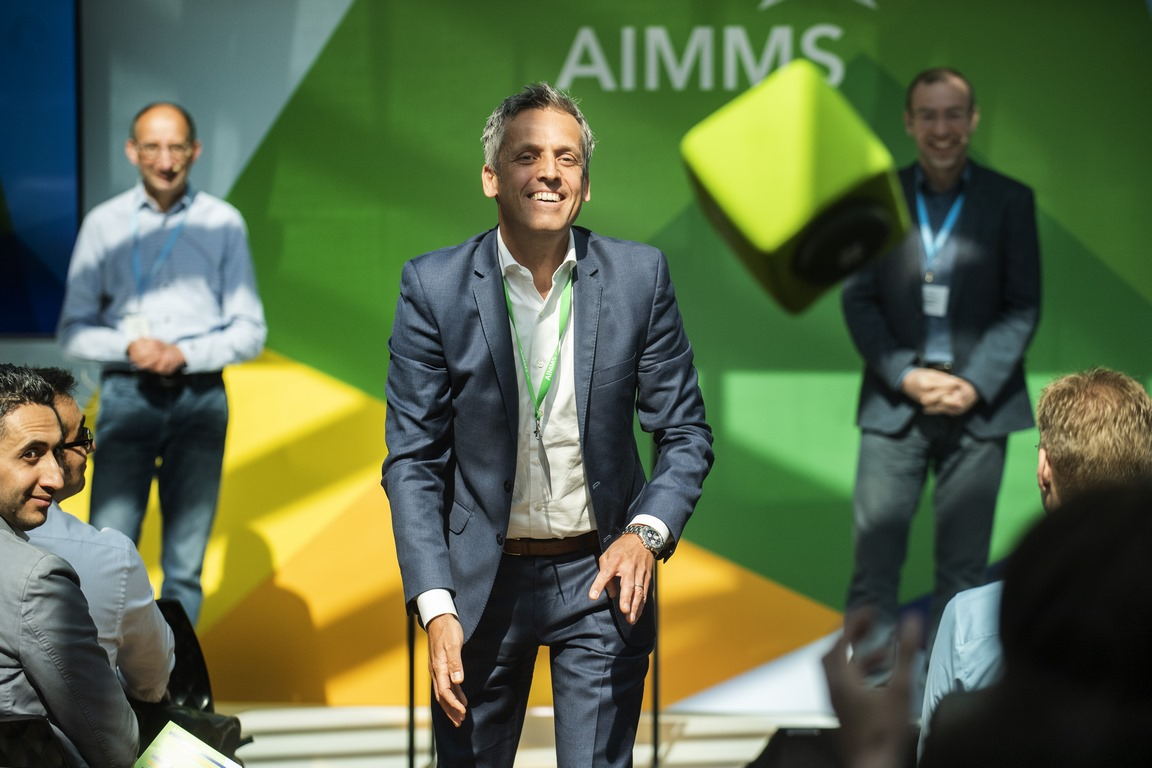 BLCKMLL Studios - AIMMS Summit Amstel Boathouse