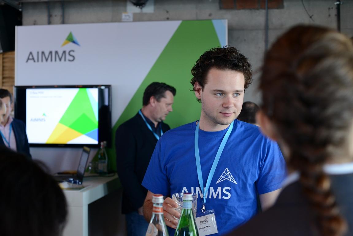 BLCKMLL Studios - AIMMS Summit ADAM Tower