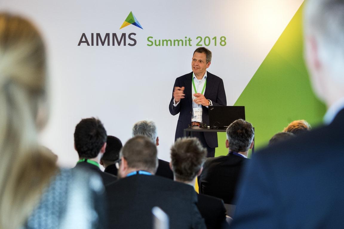 BLCKMLL Studios - AIMMS Summit Zoku Amsterdam