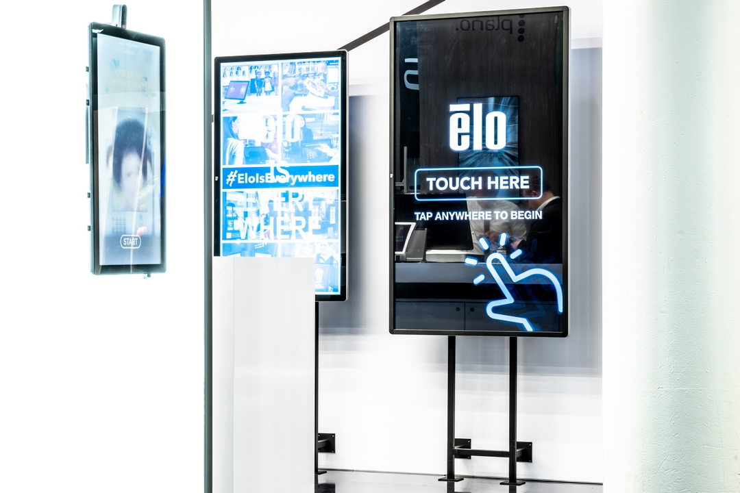 Elo Touch Solutions - EuroCIS
