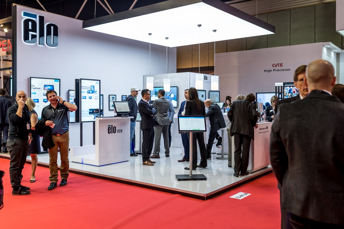 Elo Touch Solutions - ISE 2017 (2)