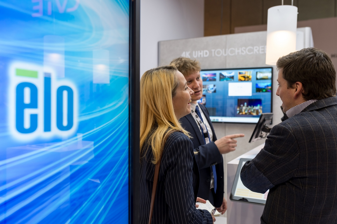 Elo Touch Solutions - ISE 2017 (7)