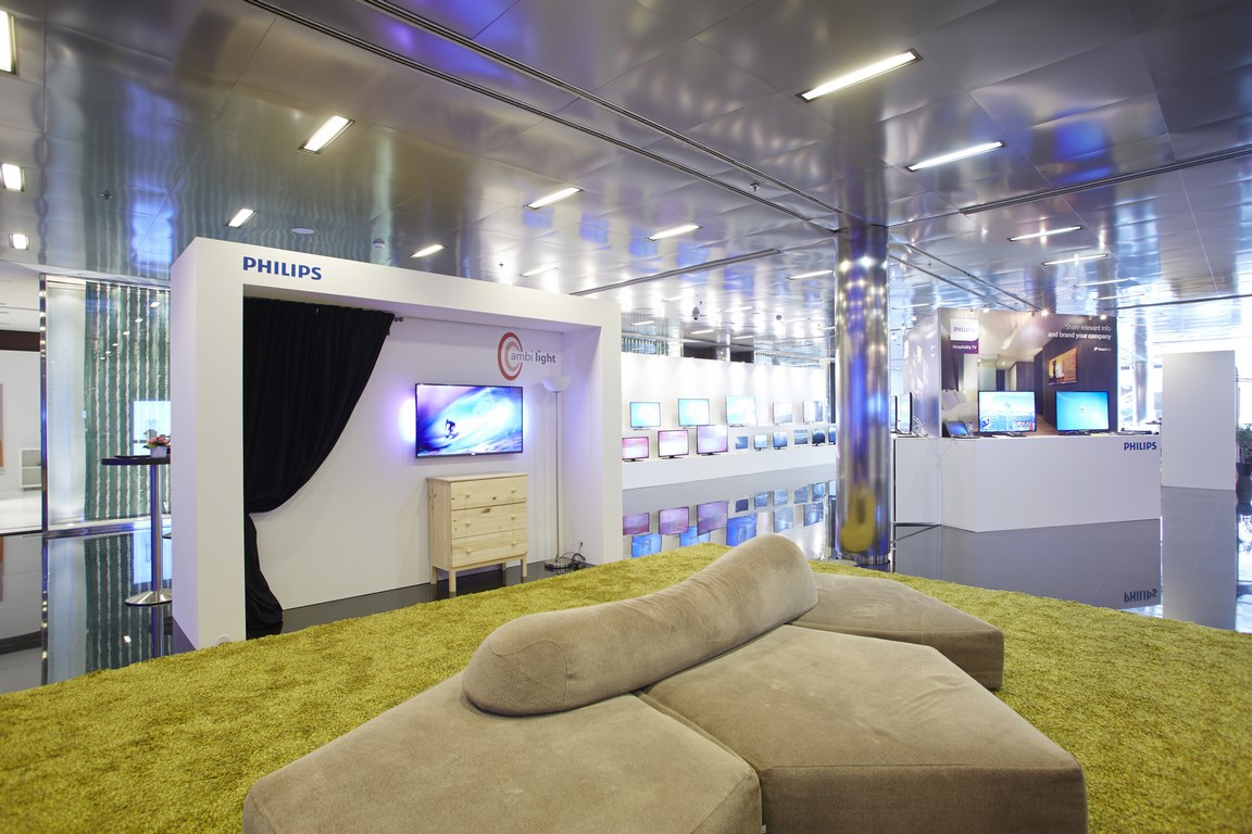 BLCKMLL Studios - Philips Hesperia Tower Barcelona